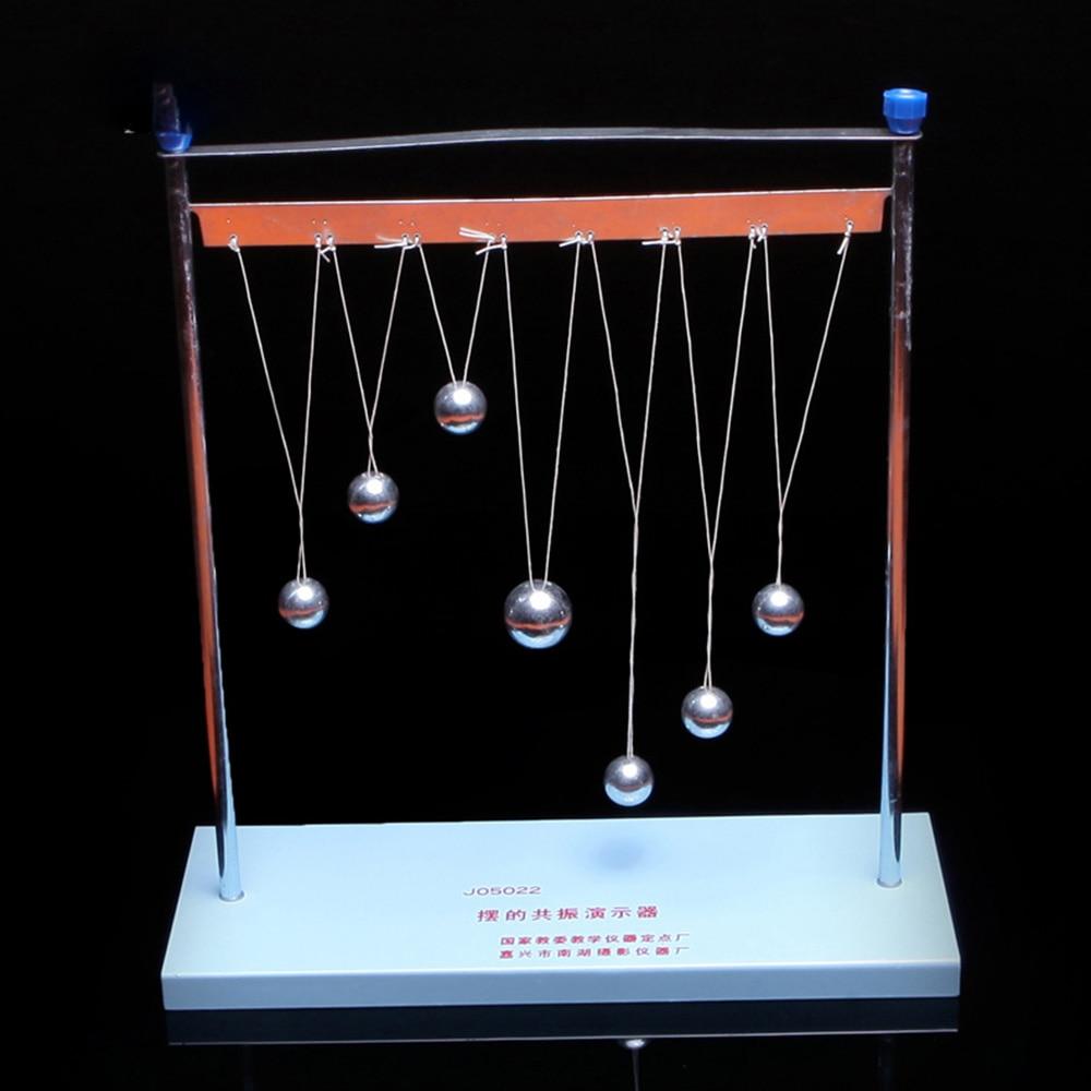Маятниковый резонансный демонстратор оборудование для экспериментов по физике маятниковый мяч вторичная Презентация учебно-методический...