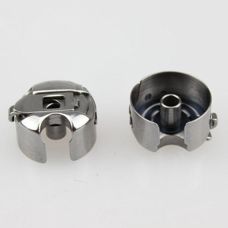 Prensadora de aguja Industrial de pie de cremallera Zigzag 17 piezas máquina de coser Industrial Foots Hemmer prensatelas punto ciego
