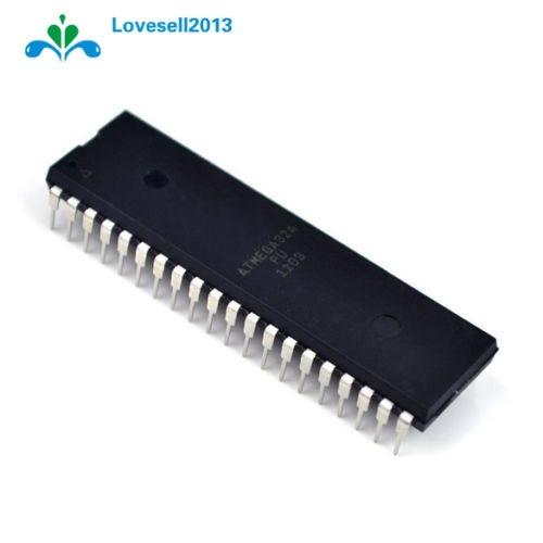 ATMEGA32A-PU ATMEGA32 AVR MCU 32K FLASH 16 МГц DIP-40 IC