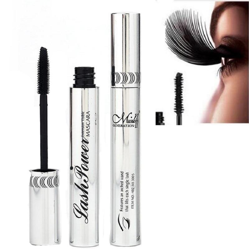 4D Silk Fiber Lash Mascara Curling Volume Black Waterproof Liquid Rimel Fiber Lash Extension Makeup Lengthening тушь для ресниц недорого