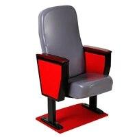 Housse de chaise en cuir PU  protection de chaise amovible pour reunion au cinema  maison et bureau
