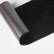 Pâte de film de refroidissement en graphite synthétique 100mm * 200mm * 0.025mm haute conductivité thermique dissipateur de chaleur plat CPU téléphone LED routeur de mémoire