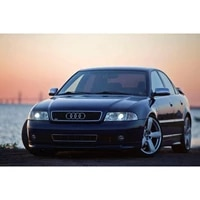 interior package kit for audi b5 a4 s4 avant car styling led lights car styling hi q 14pc