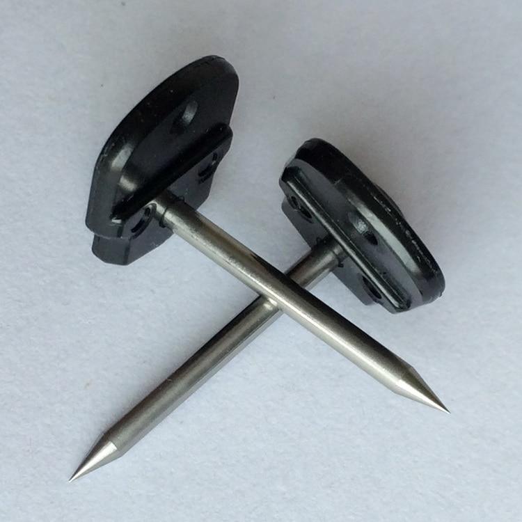 1 par de electrodos Fitel S969 S178A/S153A/S123A/S123M4-A/S123M4-B/S123M12, electrodo de máquina de empalme de fibra por fusión