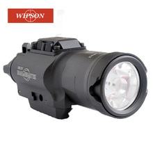 WIPSON XH35 Weapon light Tactical Flashlight Airsoft Dual Output Ultra-High White LED Brightness Str