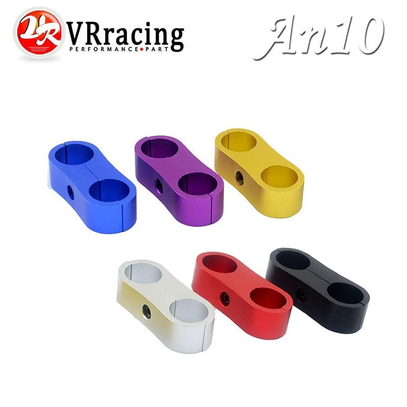 VR - Billet aluminum line separator AN10 ID:19.1MM ( suit hose 200-10) VR-SLJN01-10-021