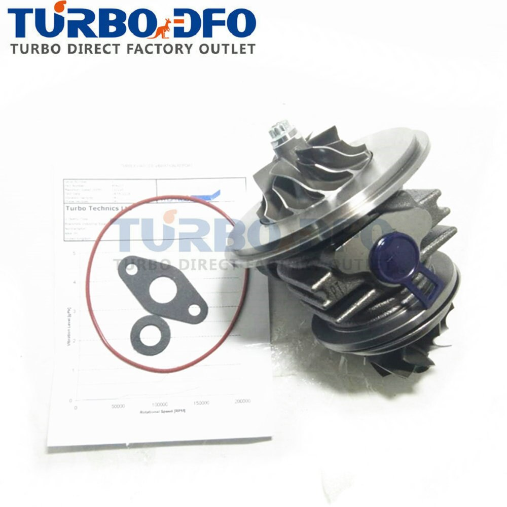 Núcleo turbina 454203-0001 para Mercedes-PKW E-Klasse 250 TD W210 150HP OM 605 Zyl 5 -turbocharger CHRA Equilibrada 454203 6050900280