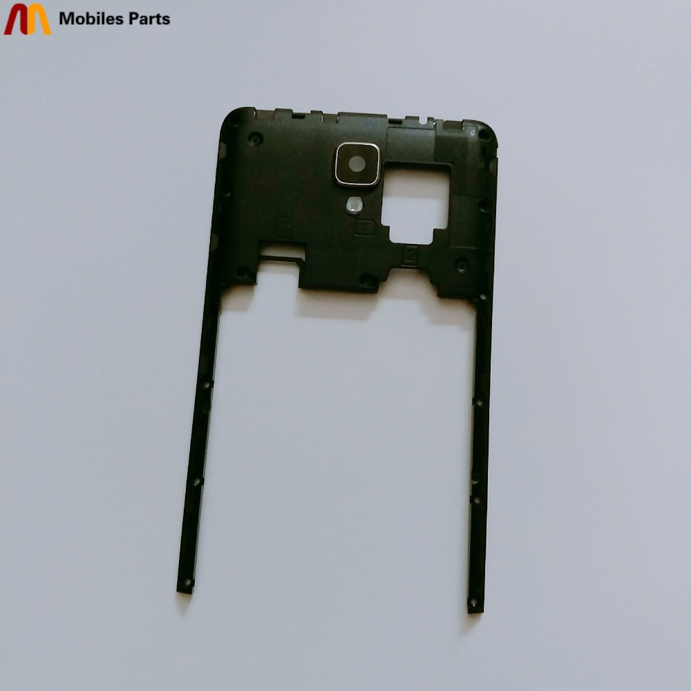 Used Back Frame Shell Case + Camera Glass Lens For Doogee X10 5.0 Inch 854x480 MTK6570 Dual Core Free Shipping