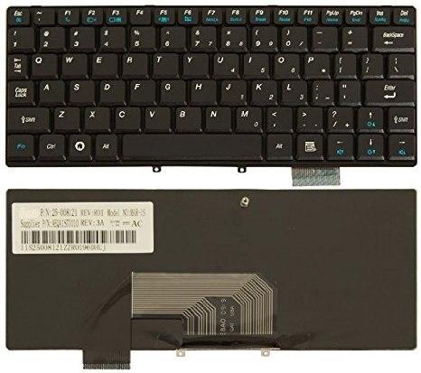 SSEA nuevo teclado del ordenador portátil para IBM LENOVO Ideapad S9 S9E S10 S10E
