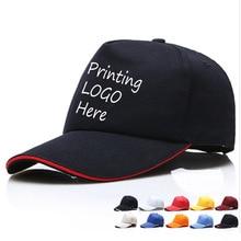 코 튼 5 패널 모자 비닐 열 인쇄 색상 Snapback 사용자 지정 로고 성인 트럭 모자 코 튼 Unisex Sandwish 야구 모자 남자