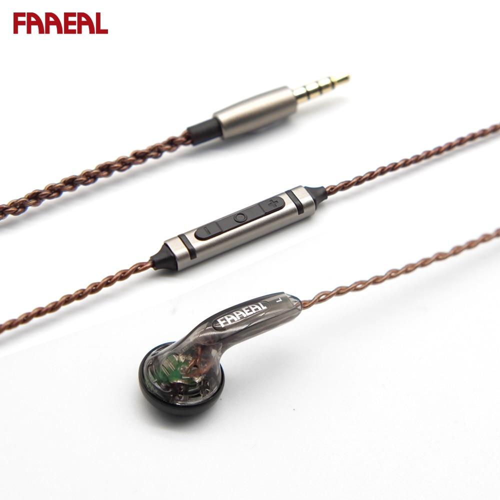Iris 2.0 32 FAAEAL Ohms Fones de Ouvido Hifi Fone de Ouvido Com Microfone DJ Fone de Ouvido Estéreo fone de ouvido Para Xiaomi/Huawei /Iphone