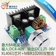 Module buck à unités   Livraison gratuite XL4016E1 régulateur de tension cc haute puissance, max 8A avec régulateur de tension