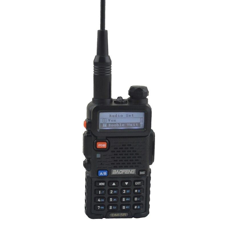 Novo baofeng 2nd geração dmr rádio digital vhf/uhf banda dupla dmr nível i & ii fm walkie talkie analógico & dmr modo
