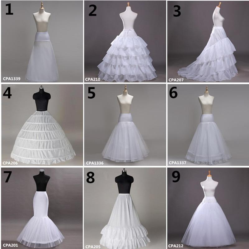 9 Стиль оптом, по 6 штук в лотах Детские Обручи Свадебные юбка-американка на свадьбу, газовая ткань юбка, кринолиновый подъюбник для женщин, с...