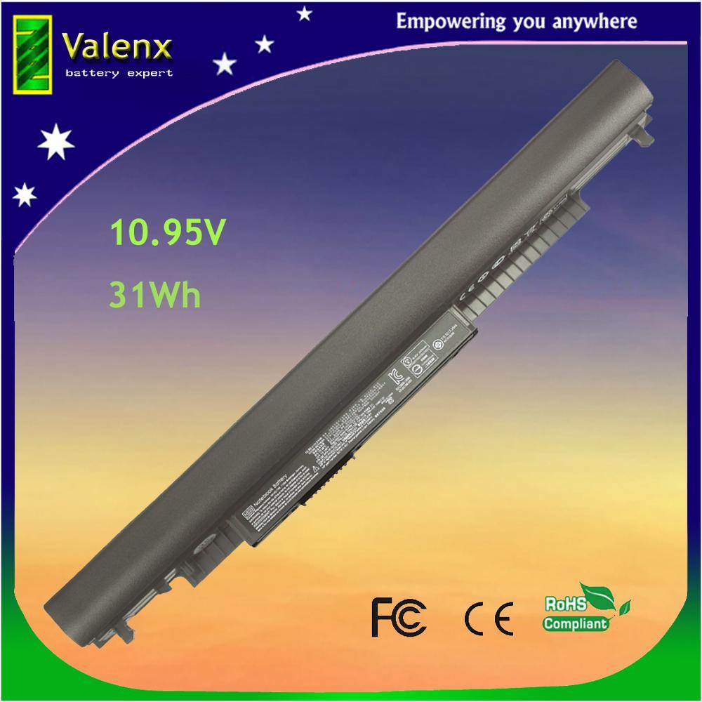 10,95 V batería para HP 250 255 G4 15-BA042NR 807956-001 HS03 HS03031-CL HS04 HS04XL