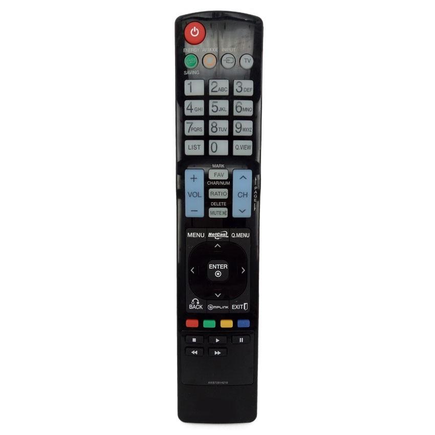Nova AKB72914218 Substituído Fernbedienung Controle Remoto para LG de Plasma LCD LED HDTV TV