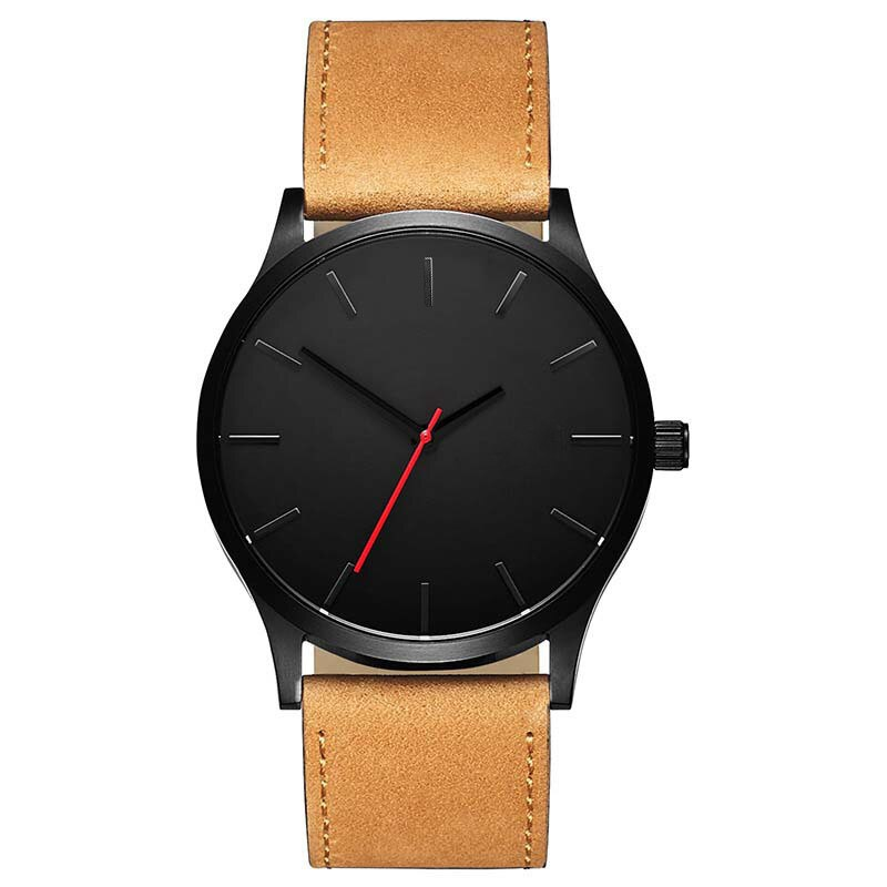 Reloj Masculino para hombre, relojes de marca de lujo para hombre, reloj de pulsera deportivo militar de cuero, reloj de cuarzo, reloj de pulsera erkek saat naviforce relogios