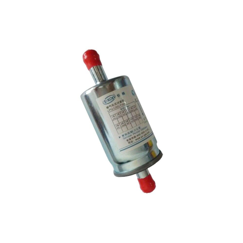 12 milímetros LPG/CNG Filtro De Gás para o Gpl Sistema de Injeção de Conversão De Veículos