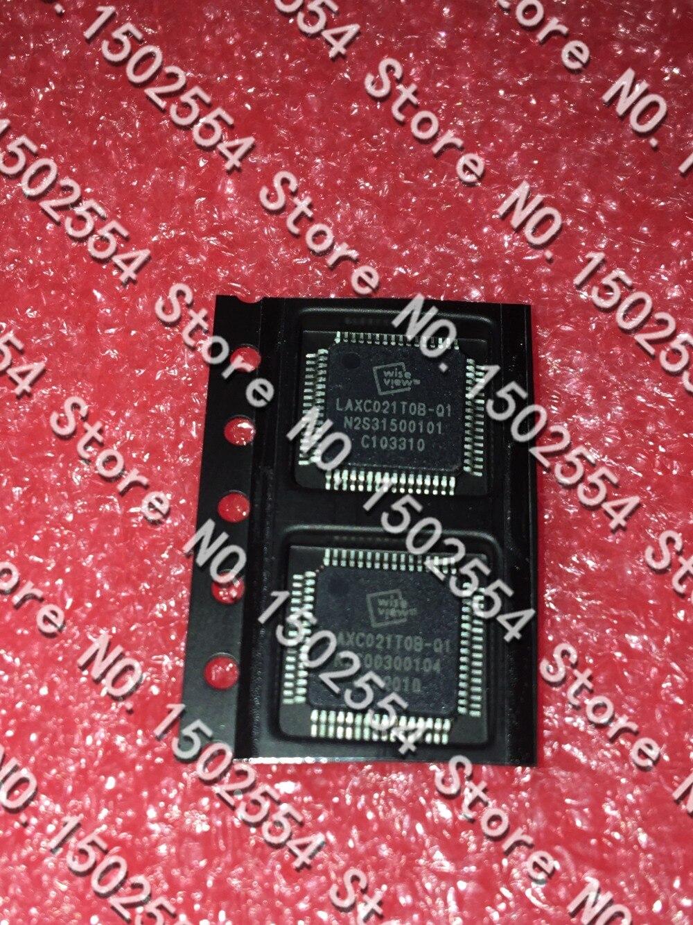 NEW LAXC021TOB-Q1  LAXC021TOB   QFP-64 LCD chip