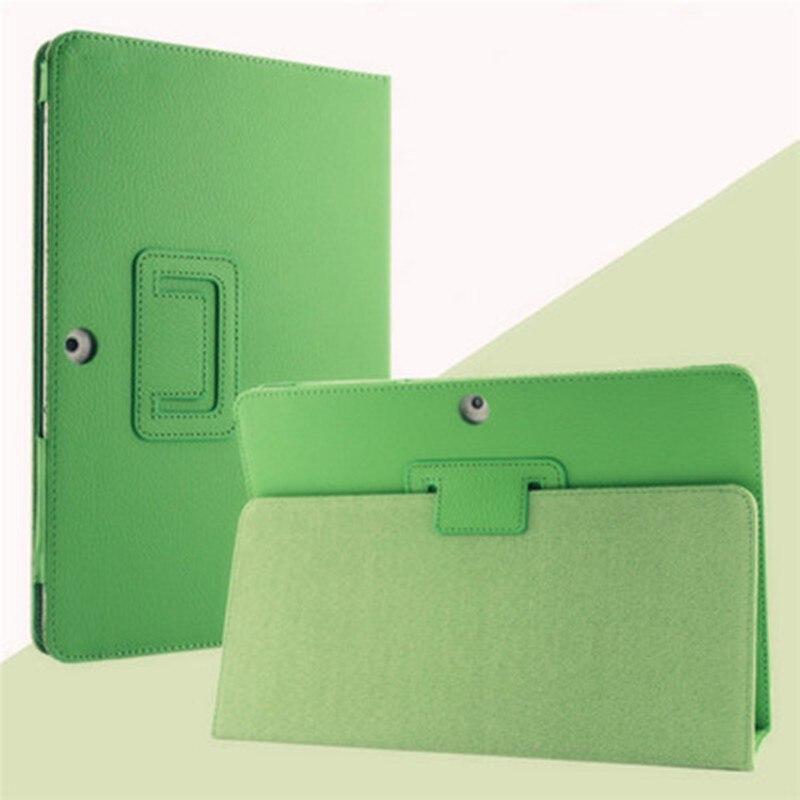 Tab 2 10,1 GT-P5100 P5110 P5113 P7500 P7510 funda con tapa soporte de cuero pu Folio funda para Samsung Galaxy Tab 2 10,1 P5100 funda