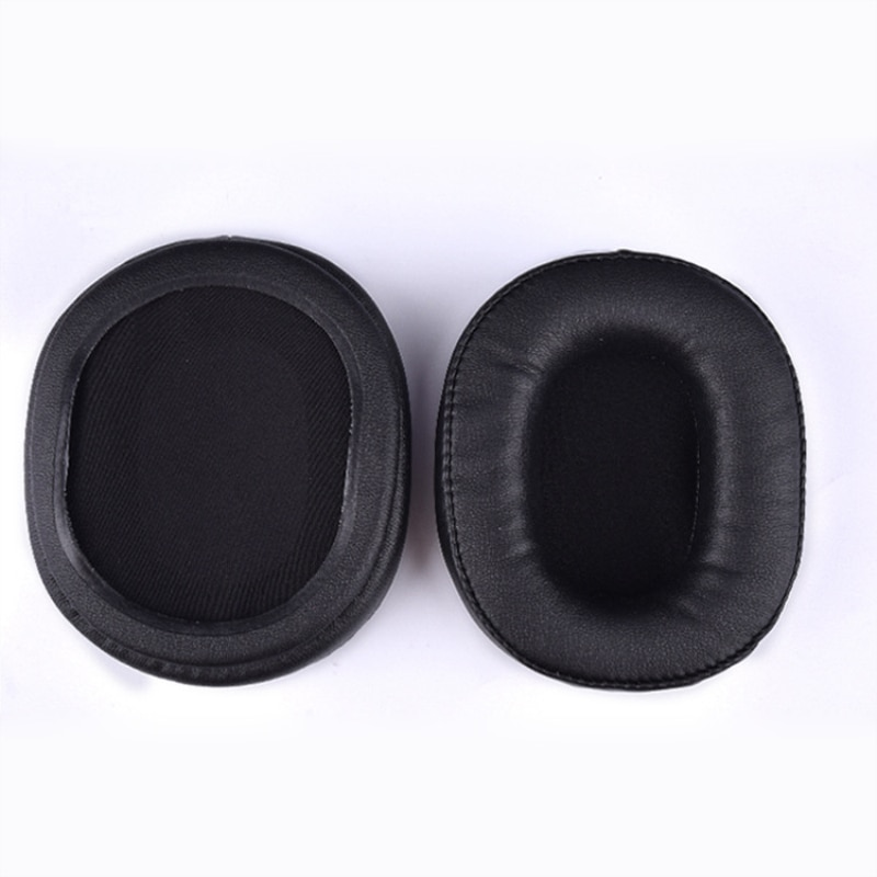 Foam Ear Pads Cushions for ATH-MSR7 M50X 20/10/40X/30 for MDR-7506 V6 CD900ST Headphones High Quality Protein Leather 12.21 enlarge