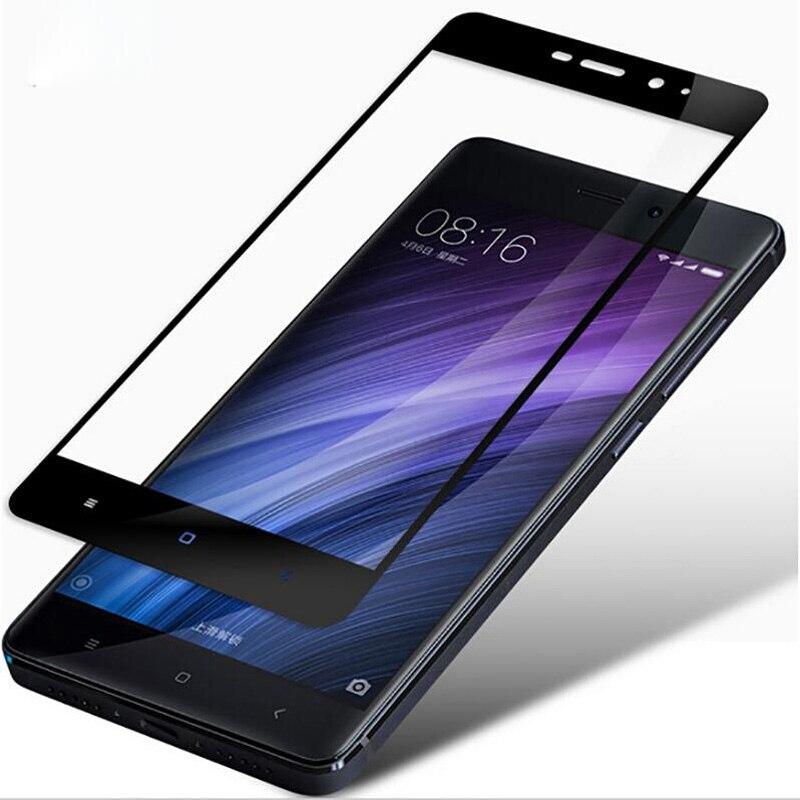 9 H Pełna Pokrywa Szkło Hartowane Dla Xiaomi Redmi 3 3 S 3X4 4A Pro Uwaga 4 Uwaga 3 2 Mi4 Mi5 Mi5S Mi6 Screen Protector Hartowane Film 11