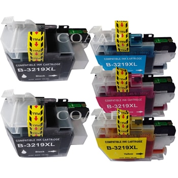 Compatible ink for Brother MFC-J5330DW J5335DW J5730DW J5930DW J6530DW J6930DW J6935DW Printer LC3219XL LC3217XL