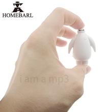 HOMEBARL Big Hero 6 Baymax Mini Cartoon MP3 Players With Micro SD / TF Card Slot Listen Learn Kid Ch