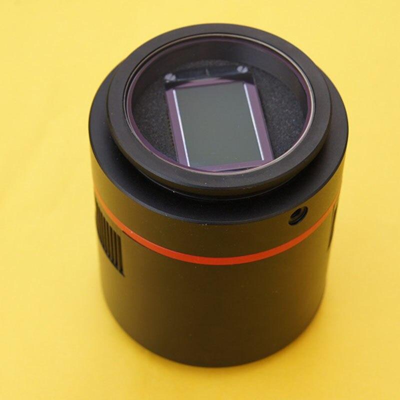 QHY11 megapíxeles, marco completo, cámara CCD de 36x24mm
