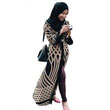 2019 Abaya 두바이 가운 이슬람 드레스 여성 이슬람 라마단 의류 Eid Mubarak Caftan 터키어 Djellaba 모로코 블랙 말레이시아