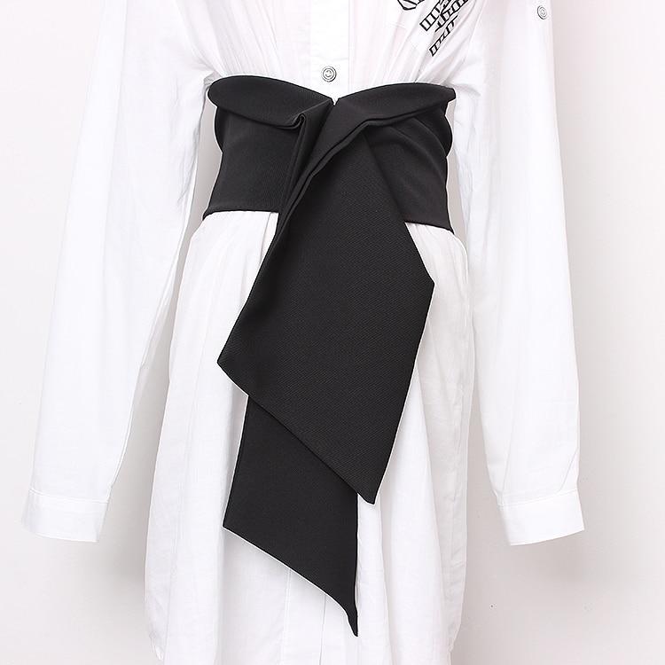 Corsés de tela elástica a la moda de pasarela para mujer R1360