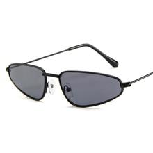 WANMEI.DS  Polygonal Women Sunglasses Men Glasses Lady Luxury Fashion Metal Sun Glasses Vintage Mirr