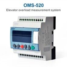 OMS-520 de contrôleur de système de mesure de surcharge dascenseur dinstrument de mesure de pression