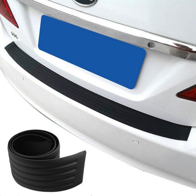 Protector de parachoques de goma para maletero de coche, accesorios para KIA Rio K2 K3 K4 K5 KX3 KX5 Cerato,Soul,Forte,Sportage R,Sorento