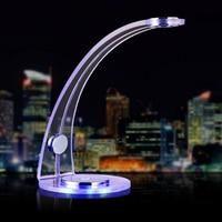 שולחן מנורת חכם בית LED הגנת עין מנורת שולחן אקריליק מנורת אורות לסטודנטים 36 v