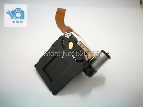 Piezas de cámara de montaje de grupo obturador Para NIKO D3100 D3200 D5100 D5200 con grupo de apertura de componentes de motor