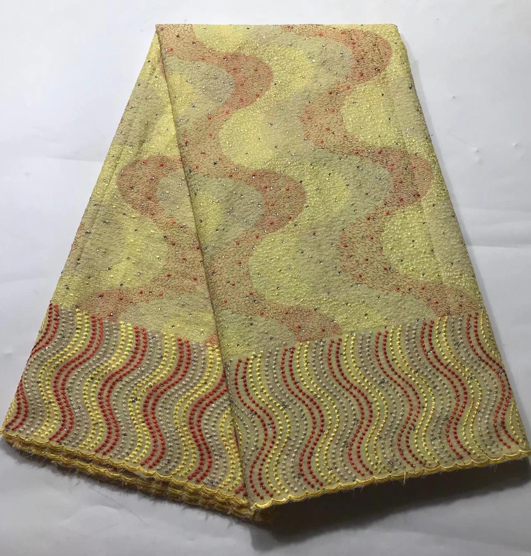 Seda Leite Cor lilás Africano Tecido de Renda Líquida Francês de Alta Qualidade de Tule Tecido de Renda Nigeriano Laço de Tecido Para O Vestido de Casamento