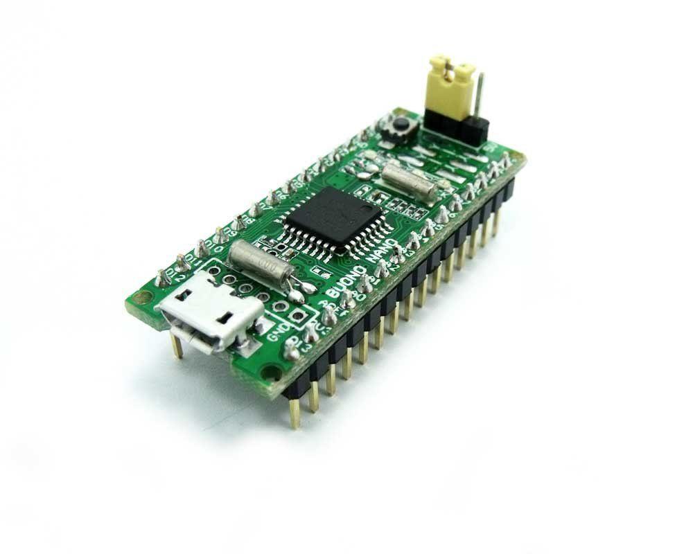 Massino Nano V3.0 MD-328D Micro USB 5В 3,3 в выбор CH340G 16bit AD для Arduino