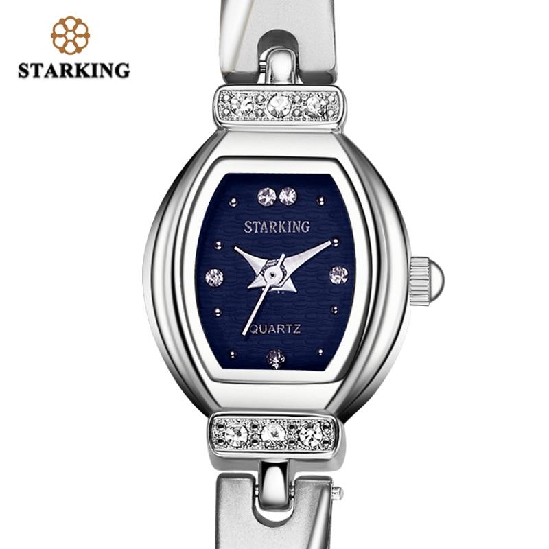 STARKING Brand New Luxury Women Watch Famous Brand Gold Fashion Design Bracelet Watch Ladies Women Wrist Watches Damske Hodinky