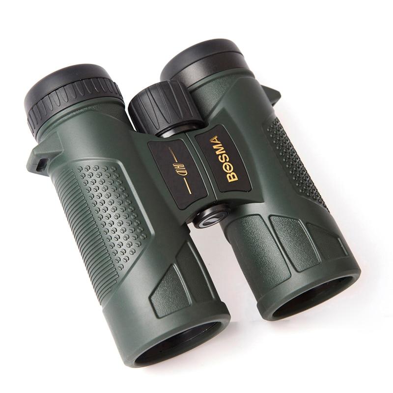 BOSMA binoculars nightingale 10 x 42 phase film waterproof high definition low light night vision phase membrane technology