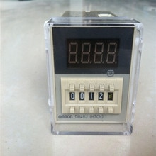 Compteur numérique 12VDC 30 CPS DH48J   Relais de compteur numérique