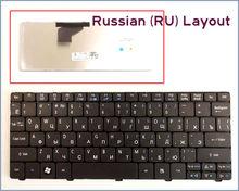 Nouveau clavier RU Version russe pour ordinateur portable Acer eMachines 355 eM355 noir