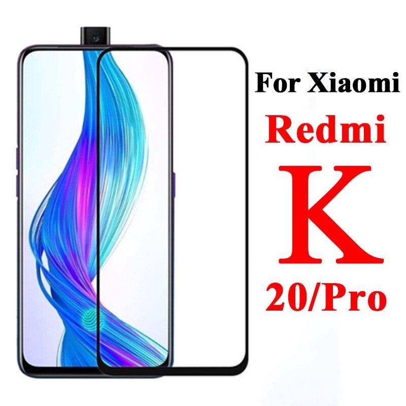 Protective glass on redmi k 20 pro screenprotector for xiaomi k20 xiomi readmi 20pro 20k red mi tempered protection case sheet