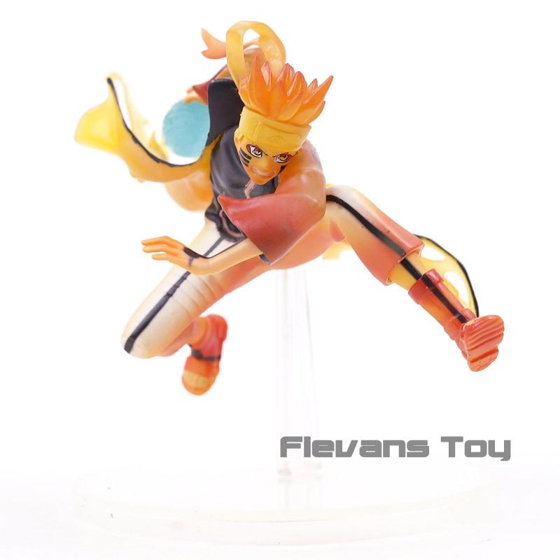 Наруто Ураганные Хроники Наруто Узумаки Rikudo Sennin Rasengan Ver. ПВХ фигурка игрушка Коллекционная модель аниме фигурка