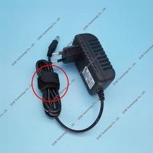 5PCS High quality AC 100V-240V Converter IC power Adapter DC 6V 2A 2000mA 12W Power Supply EU Plug DC 5.5mm x 2.1mm 5.5*2.5mm