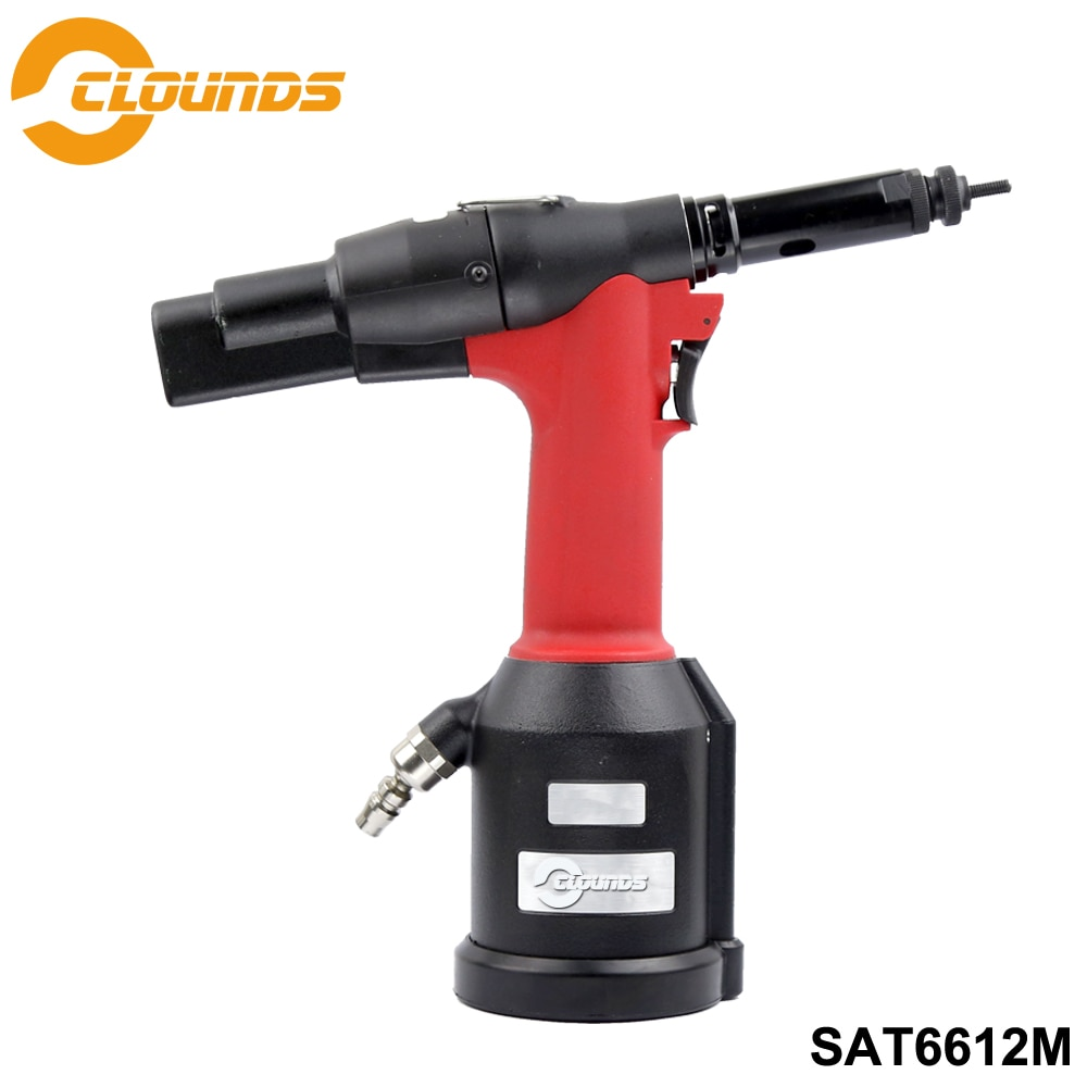 SAT6612M-برشام هوائي ، مسدس صامولة هوائي 19000N