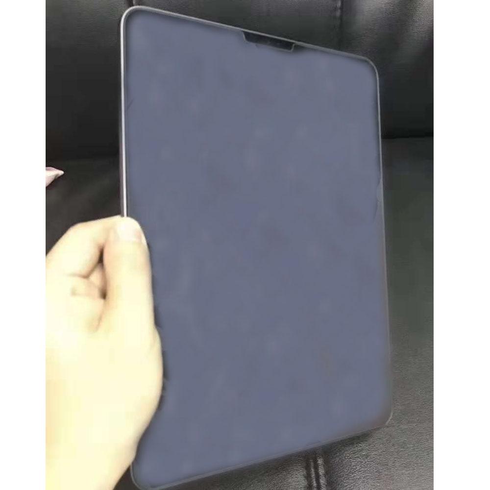 Para ipad pro 2018 protector de pantalla de vidrio templado 9H mate Anti luz azul película protectora de pantalla 11 12,9 pulgadas 2.5D antiarañazos