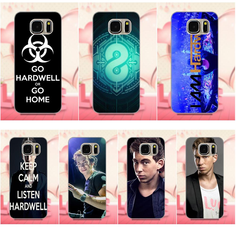 Go Hardwell Or Go Home Silicone Case For Apple iPhone 4 4S 5 5C 5S SE 6 6S 7 8 Plus X For LG G3 G4 G