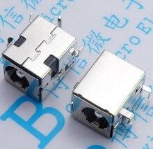 25pcs DC socket DC plug seat DC044B  5.5*2.1 5 feet laptop repair DC power outlet Plug-in 5 Pin Notebook Power Socket Interface