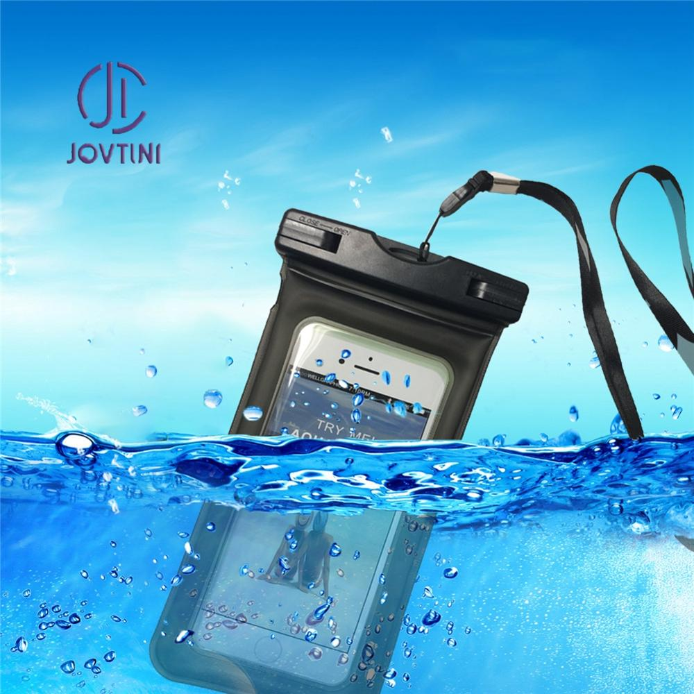Funda impermeable para teléfono vivo Z5x/S1Pro/Z3x/Y17/Y15/Y12/X27 Pro/S1/X27/V15/V15 Pro/V9 6GB bolsa Universal impermeable